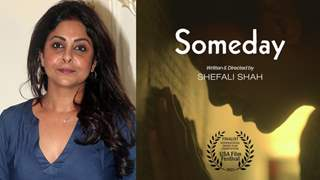 Shefali Shah's directorial venture, 'Someday' selected for 51st Annual USA Film Festival