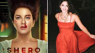 "Sunny Leone on her thriller film Shero: ""I hope the audience gets spooked by my performance"""
