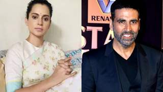 "Kangana Ranaut claims ""big stars like Akshay Kumar"" secretly praised Thalaivi trailer; calls it ""Movie mafia terror""!"