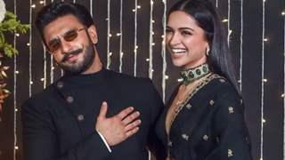 "Ranveer Singh calls himself, ""proudest husband in the world"" as he showers praise over Deepika Padukone!"