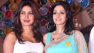 """Priyanka Chopra reveals Sridevi was her beauty icon, confesses her love for """"giant, gorgeous eyes"""""""