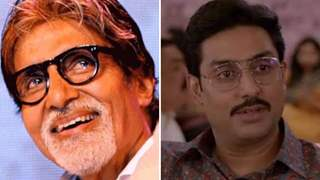 Amitabh Bachchan gets emotional on watching Abhishek's The Big Bull; His reaction is every proud father ever