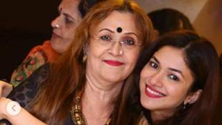 Ridhima Pandit pens a note for her mother who passed away recently