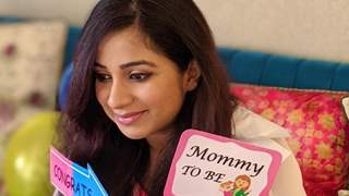 Pics: Shreya Ghoshal's baby shower with 'a difference'