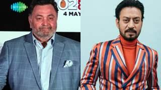 Irrfan Khan and Rishi Kapoor honoured in a tribute video by BAFTA