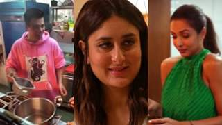 Star Vs Food: Watch Kareena, Malaika, KJo, and others show off their cooking skills and struggles in a 'Kitchen Drama'
