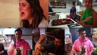 Kareena's pregnancy craving, Malaika forced by son,  Arjun's Dadi's food, Karan cooking for kids: Celebs on cooking food