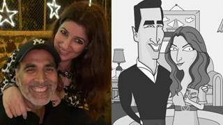 "Akshay Kumar is ""Safe and sound"": wife Twinkle Khanna shares quirky health update; see picture!"
