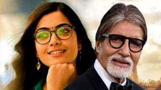 Rashmika Mandanna reveals her parents reaction upon hearing about Amitabh Bachchan playing her father