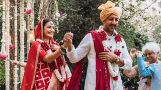 Dia Mirza sets example with her unique wedding 'eco friendly' style: Hand made gifts, outfit & decor reuse