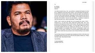Shankar responds to producer allegations of 'Anniyan' rights
