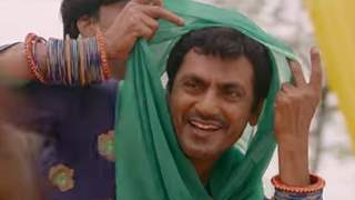 Nawazuddin Siddiqui's new avatar: Wearing bangles, salwar kameez and rapping in singing debut; Video out
