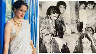 'They had a raging affair; Papa sent proposal, Nana ji brutally rejected': Kangana Ranaut recalls