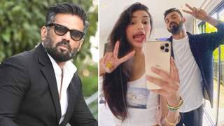 Suniel Shetty's unmissable reaction to Athiya and beau KL Rahul's picture grabs eyeballs