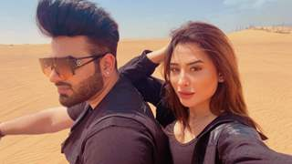 Mahira Sharma and Paras Chhabra to now star in an Asees Kaur song