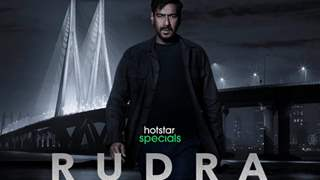 Ajay Devgn announces digital debut with 'Rudra - The Edge Of Darkness': Poster inside