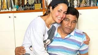Hina Khan's father passes away; actor to take first flight from Kashmir to reach home