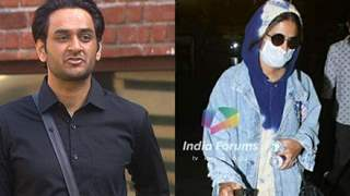 Vikas Gupta calls out paps for being insensitive as Hina Khan returns to Mumbai post father's death