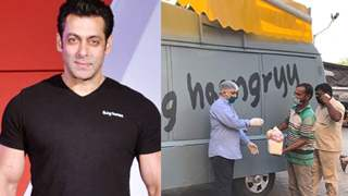 Salman Khan is concerned for the frontline workers; revives his 'Food Trucks' for distribution of food kits