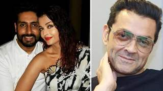 Abhishek reveals first meeting with Aishwarya and it has a Bobby Deol connection!