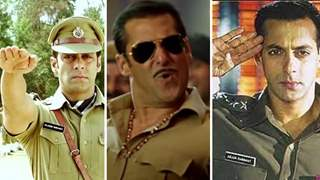Salman Khan On Duty: 5 Times when Salman played a police officer on screen