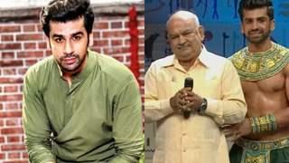 Aashish Mehrotra's father passes away, Anupamaa actor posts heartfelt note