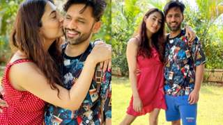 Disha Parmar shares adorable photos with her Mickey Rahul Vaidya