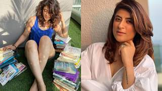 World Book Day 2021: Tahira Kashyap Khurrana pens a hopeful message for everyone amid overwhelming times!