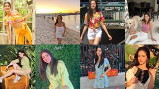 10 Times Ananya Panday served as a summer fashion inspiration with her casual yet chic looks
