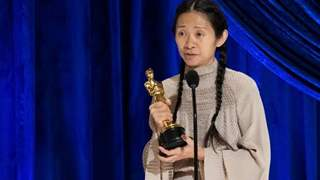 Chloe Zhao becomes first Asian woman & second woman overall to win the Best Director at Oscars