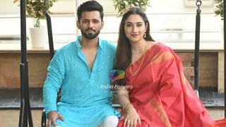Disha Parmar and Rahul Vaidya on wedding guest list and working together once again