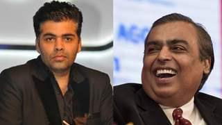 Close source reveals what happened in Karan Johar's meeting with Mukesh Ambani