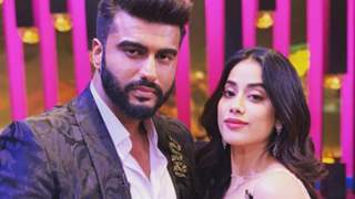 """Arjun Kapoor says, """"Janhvi is very curious""""; reveals she wants to 'learn, level up and get better' in her career!"""