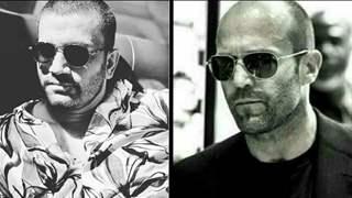 """I gave my voice to you, you stole my look"": Sharad Kelkar teases Jason Statham for similar look"