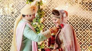 Sugandha Mishra and Sanket Bhoshale are now married; See first PHOTO