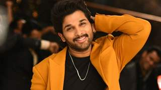 Allu Arjun tests positive for Covid-19; Isolates himself at home!