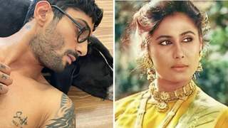 Prateik Babbar tattoos his mother Smita Patil's name on his chest: See Pic