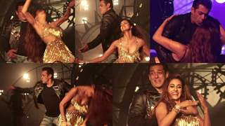 Salman Khan's antics with Disha Patani will win your hearts: BTS Video from the sets