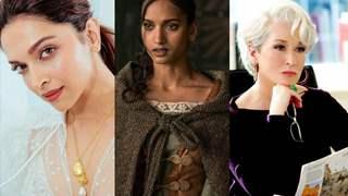 Newbie Amita Suman calls Deepika Padukone and Meryl Streep phenomenal