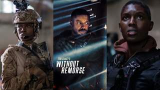 Michael B. Jordan's Without Remorse replaces James Greer from Tom Clancy's Jack Ryan novels with a modern twist!