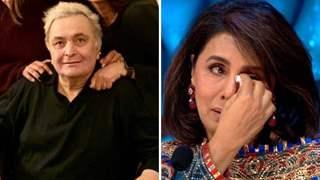 "Heartbreaking moments before Rishi Kapoor's demise; Simi shares: ""Neetu wept, told me how weak he had become"""
