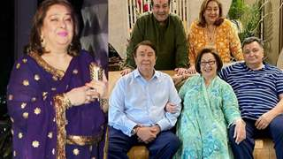 """Rima remembers brother Rishi Kapoor: """"Lost two brothers and one brother is in hospital, so I'm not in a very good frame"""""""