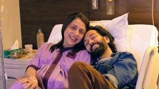 Nakuul Mehta and wife Jankee Parekh celebrate 3 months of parenthood with adorable posts