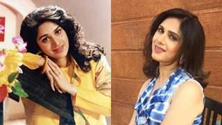 Meenakshi Seshadri's death hoax shocks everyone; Actress subtly puts it to rest