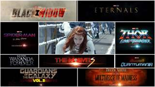 Marvel treats fans with release dates of 'Black Widow', Black Panther 2' & others