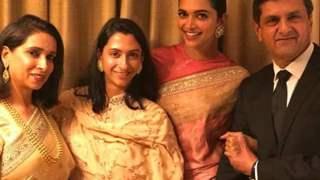 Deepika's father Prakash Padukone hospitalised; Mother & Sister battling Covid at home