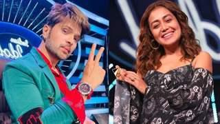 Himesh Reshammiya & Neha Kakkar resume shooting for 'Indian Idol 12'