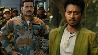 Manoj Bajpayee claims to have taken over the role from Irrfan Khan; Ram Gopal Varma reveals the truth