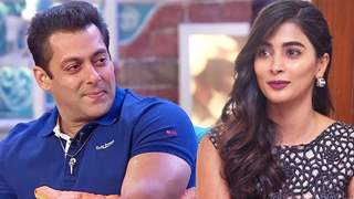 Pooja Hegde is on cloud nine; Reveals how eagerly she is waiting to interact with Salman Khan on the sets