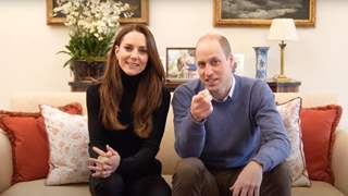 Kate Middleton & Prince William debut their YouTube channel
